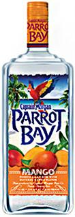 Captain Morgan Parrot Bay Rum Mango 750ml